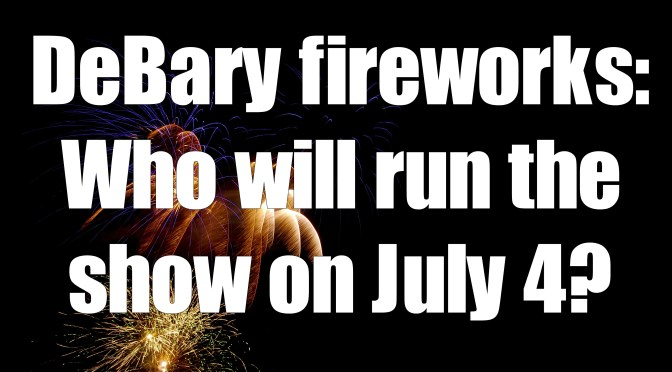 DeBary gives nod to negotiate with possible fireworks vendor