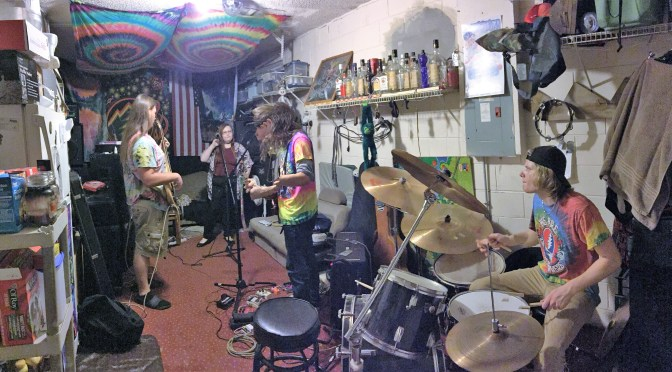 DeBary's Grindstone Sinners: Young rockers aiming high