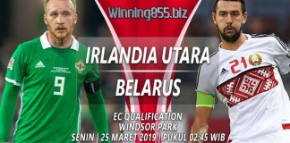 Prediksi Irlandia Utara vs Belarusia 25 Maret 2019