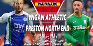 Prediksi Wigan Athletic vs Preston North End