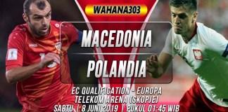 Prediksi Macedonia vs Polandia
