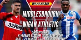 Prediksi Middlesbrough vs Wigan