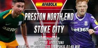 Prediksi Preston North End vs Stoke City