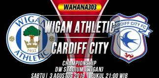 Prediksi Wigan Athletic vs Cardiff City