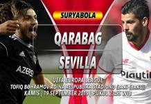 Prediksi Qarabag vs Sevilla