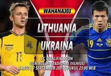 Prediksi Lithuania vs Ukraina