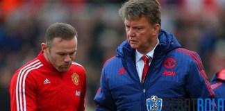 'Man United Terlalu Cepat Pecat Van Gaal'