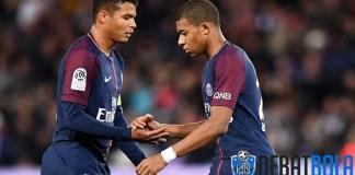 PSG Ingin Pertahankan Mbappe dan Thiago Silva