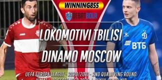 Prediksi Lokomotivi Tbilisi vs Dinamo Moscow 18 September 2020