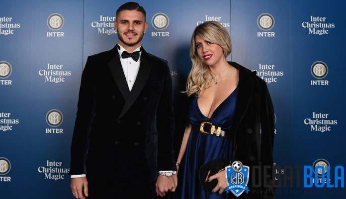Wanda Nara Sindir Kekalahan Inter di Derbi Milan