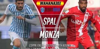 Prediksi SPAL vs Monza 24 November 2020