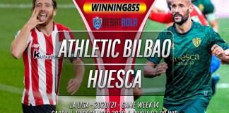 Prediksi Athletic Bilbao vs Huesca 19 Desember 2020