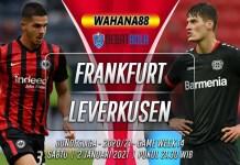 Prediksi Frankfurt vs Bayer Leverkusen 2 Januari 2021