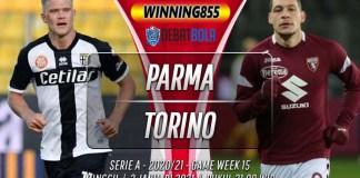 Prediksi Parma vs Torino 4 Januari 2021
