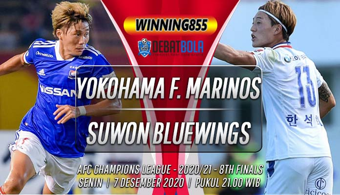 Prediksi Yokohama F. Marinos vs Suwon Bluewings 7 Desember 2020