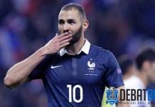 Beda Pendapat Pelatih Soal Karim Benzema