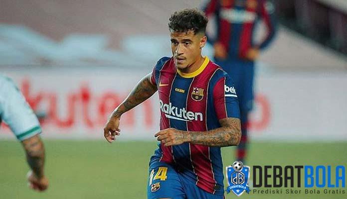 Cedera Philippe Coutinho Tambah Kesialan Barcelona