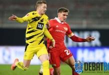 Penyesalan Marco Reus Atas Hasil Imbang Borussia Dortmund