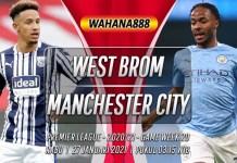 Prediksi West Brom vs Manchester City 27 Januari 2021