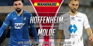Prediksi Hoffenheim vs Molde 26 Februari 2021