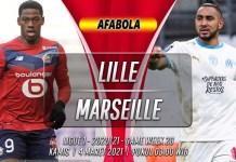 Prediksi Lille vs Marseille 4 Maret 2021