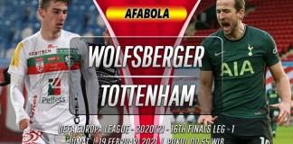 Prediksi Wolfsberger vs Tottenham Hotspur 19 Februari 2021