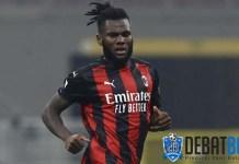 Yakin Menang, Ambisi Kessie untuk Bawa AC Milan ke Puncak