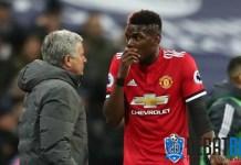 Perbedaan Solskjaer dan Mourinho di Mata Pogba