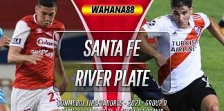 Prediksi Santa Fe vs River Plate 6 Mei 2021