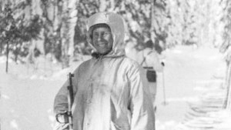 Симо Хаюха, Бялата смърт