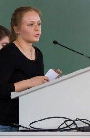 Jasmin Jahn, Präsidentin