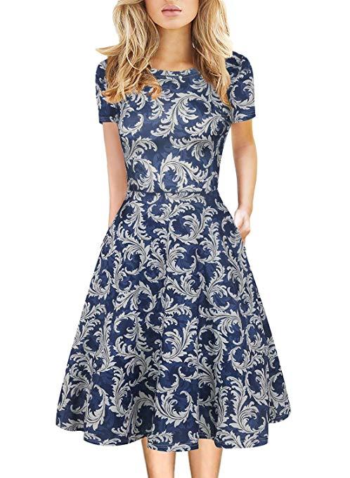 vestido vintage para dama