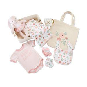cesta de bebe regalo
