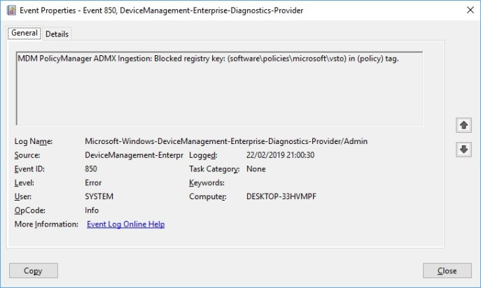 ADMX-Backed-OfficeADX-Windows-Event-Error