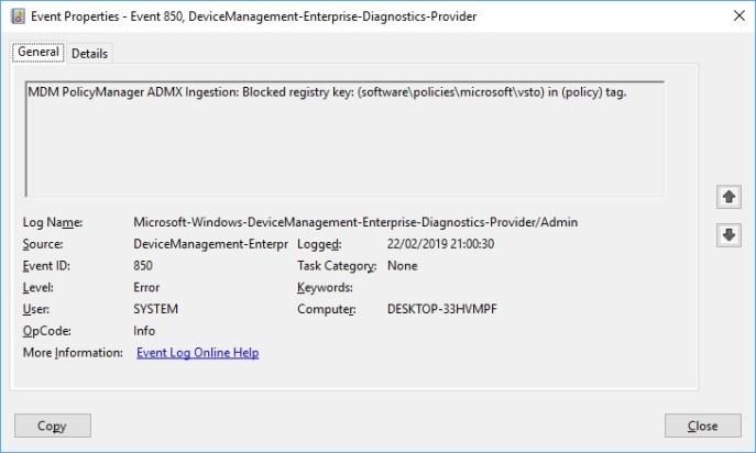 ADMX-Backed-OfficeADX-Windows-Event-Error