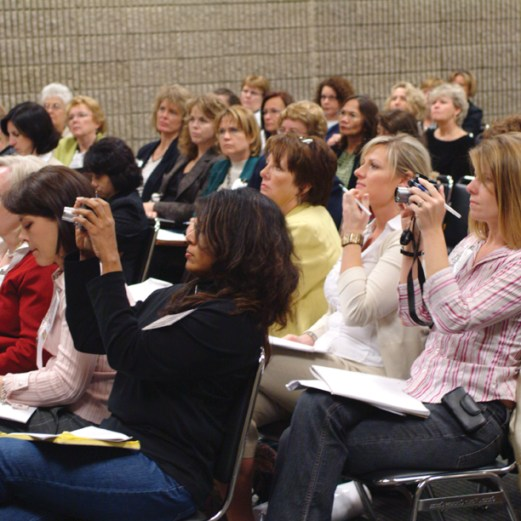 crowd shot seminars