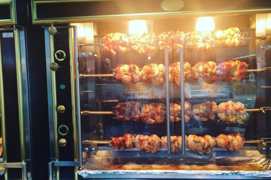 Rotisserie Chicken Club - Sarona Market - Kosher - Tel Aviv 2