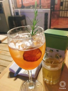 Zuta - Kosher - Jerusalem - Take Me To Church Cocktail