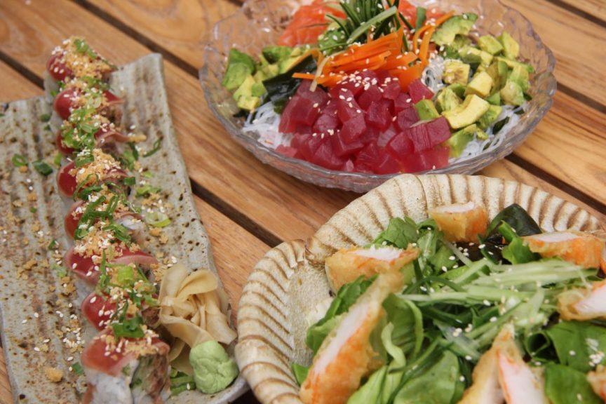 Minato - Kosher Sushi - Herzliya Pituach - Sushi & Salad