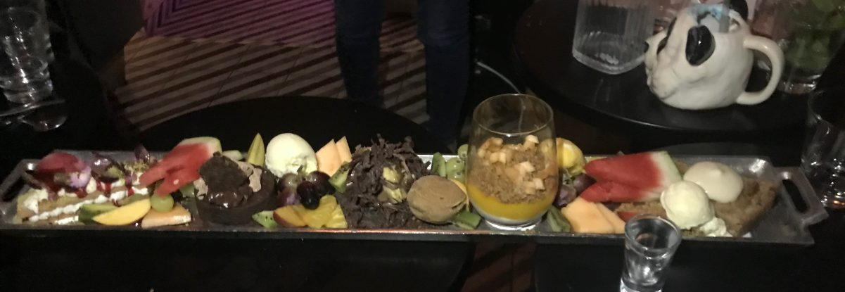 Desserts Jacko's Son Jerusalem Kosher Restaurant