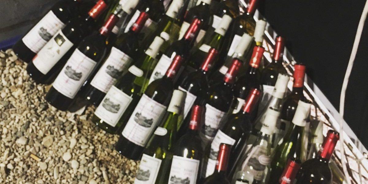 Wine Festival-Wine Bottles-Jerusalem