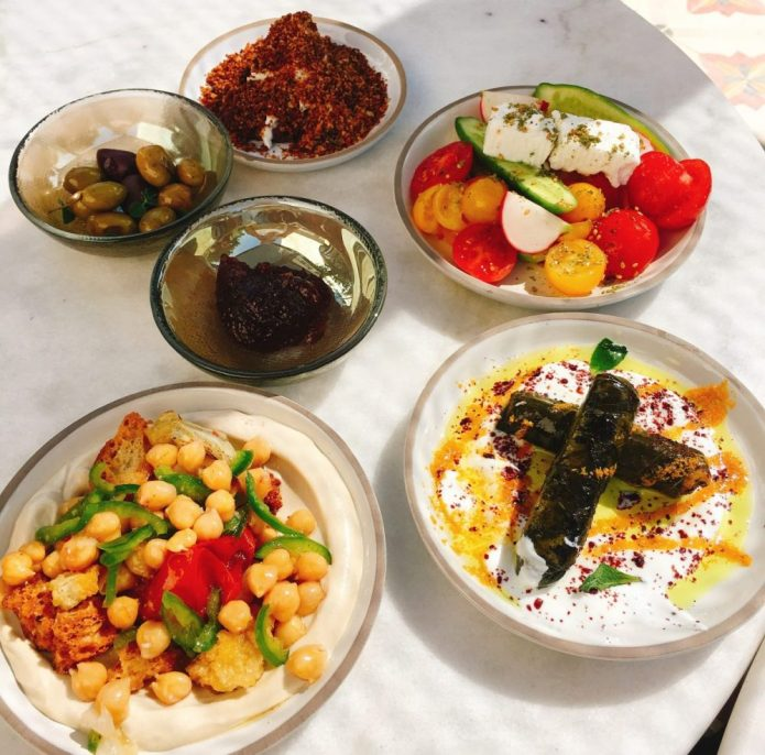 Breakfast Villa Brown Jerusalem Kosher
