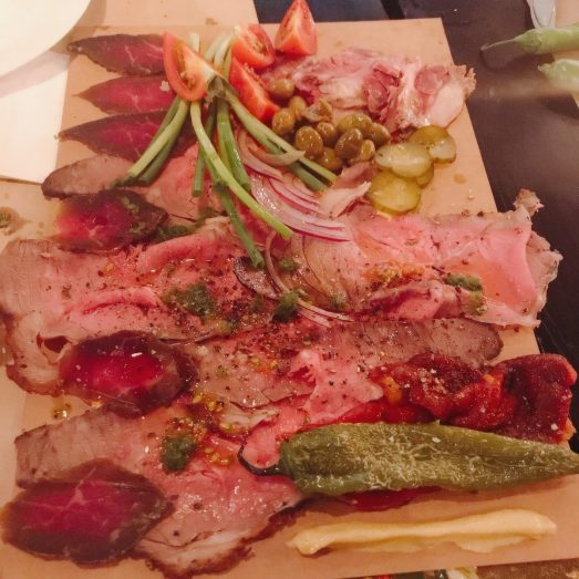 Meat Mezze Malka Kosher Eyal Shani.Tel Aviv