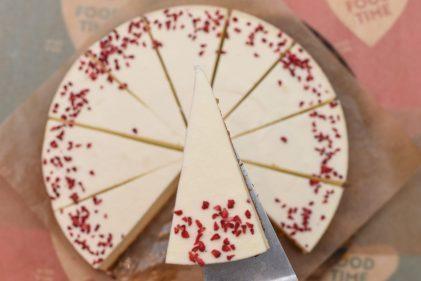 FoodTime JLM.Mehadrin.Cheese Cake