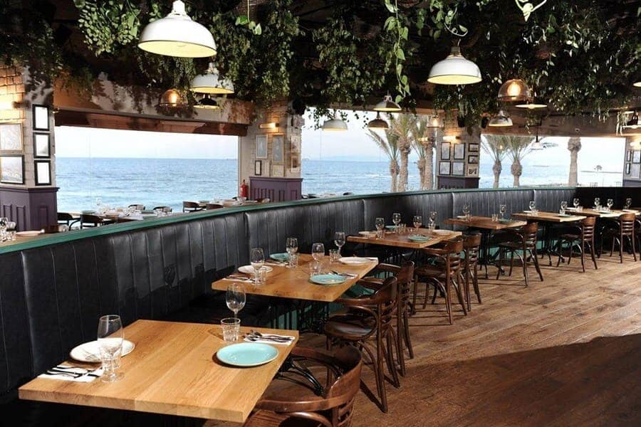 Eataliano Dalla Costa - Haifa - Not Kosher - Sea View