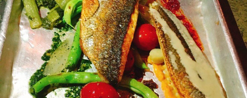 Fish Machneyuda Jerusalem Not Kosher Restaurant