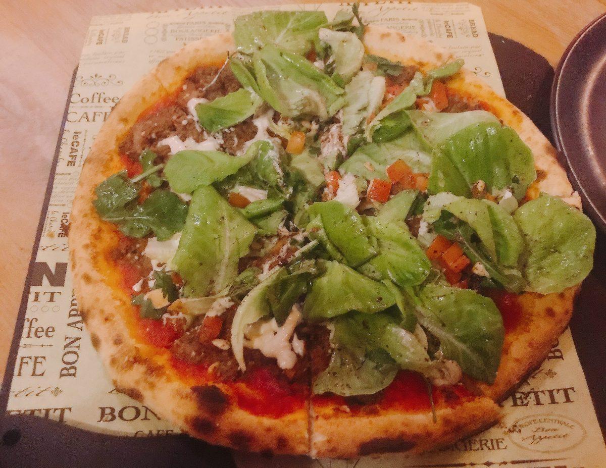 Pizza Sineya-Eataliano Dalla Costa-Haifa