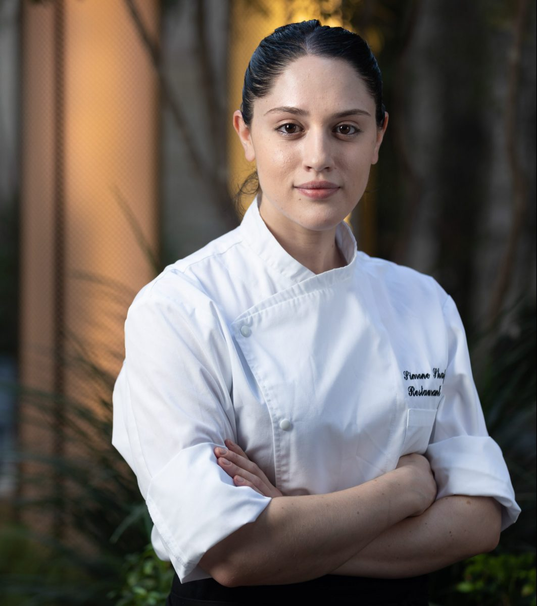 Chef Simone Shapiro Rooftop Mamilla Hotel Jerusalem