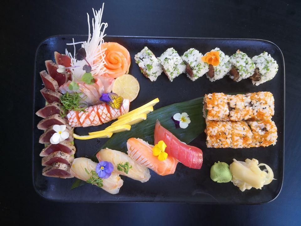Chimera Asian Bar Sushi - Credit Courtesy