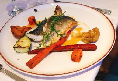 Fish - Chloelys-Hilton Tel Aviv - Kosher